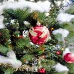 クリスマス飾りを簡単手作り♪毛糸と風船を使った意外な作り方はコレ