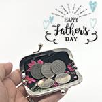 父の日のプレゼント♪小学生でも手作りできる「小銭入れ」の作り方!