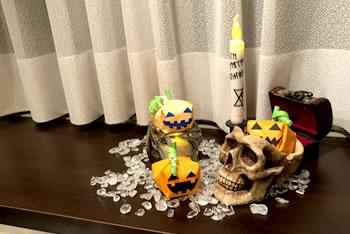 折り紙で作る♪ハロウィンかぼちゃの簡単な折り方!