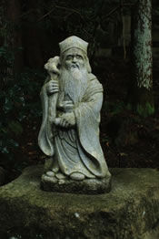 七福神の名前の意味・由来「寿老人」