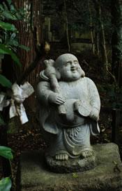 七福神の名前の意味・由来「布袋尊」